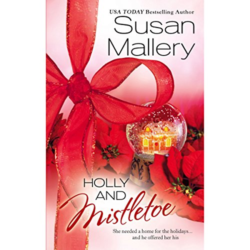 Holly and Mistletoe cover art