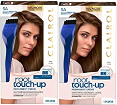 Clairol Nice N' Easy Root Touch Up, 005a, Medium Ash Brown, 2 Count