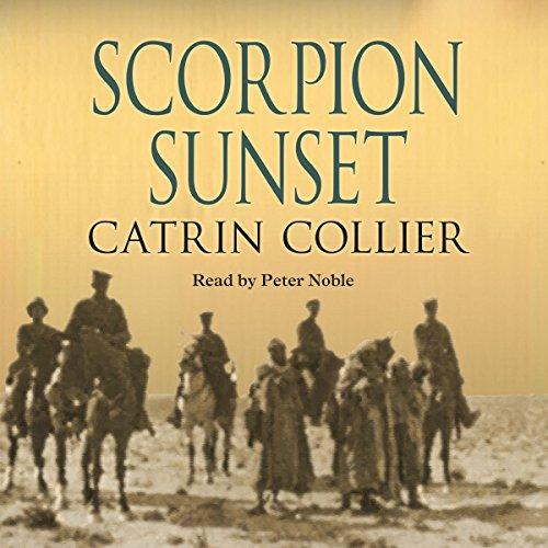 Page de couverture de Scorpion Sunset