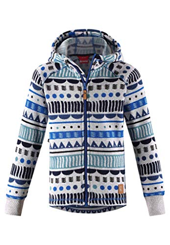 Reima Fleecejacke Nothern für Kinder (Denim blau)-164