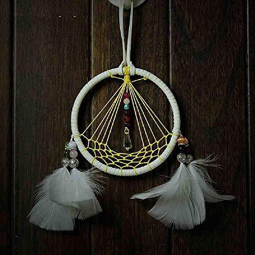 JYHW Kristallen droomcather net moderne eenvoudige stijl tuindecoratie cadeau-ideeën creatieve decoratie thuis bruiloft verjaardagscadeaus
