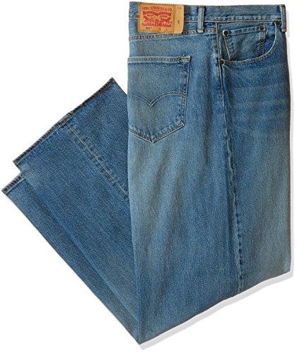 Levi's 514 Straight Jeans, Il Ben Stretching, 50W x 29L Uomo