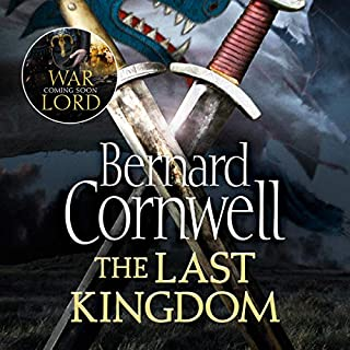 The Last Kingdom cover art