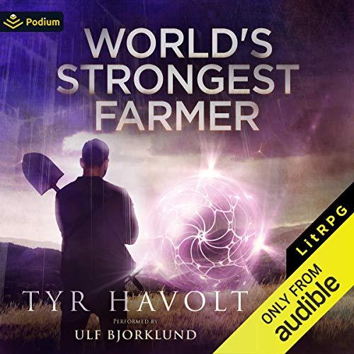 World's Strongest Farmer cover art