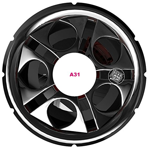24\'\' Rollstuhl Speichenschutz A-031 (Preis pro Paar)