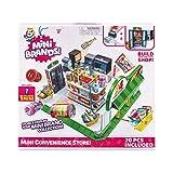 5 Surprise Mini Brands Mini Convenience Store Playset with 1 Exclusive Mini by ZURU