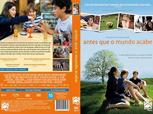Antes Que O Mundo Acabe [DVD]