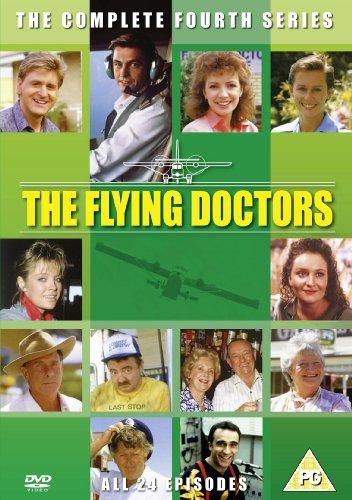 Flying Doctors - Series 4 - Complete