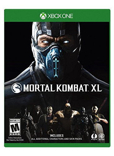 Mortal Kombat XL – Xbox One – Standard Edition