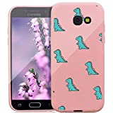 ZhuoFan Samsung Galaxy A5 2017 Case, Phone Cases Pink