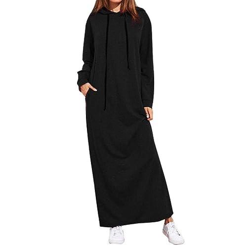 Vestido Capucha es Vestido Con MujerAmazon MujerAmazon Con Capucha N8Pknw0XO