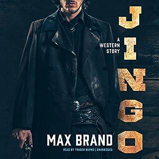 Jingo audiobook cover art