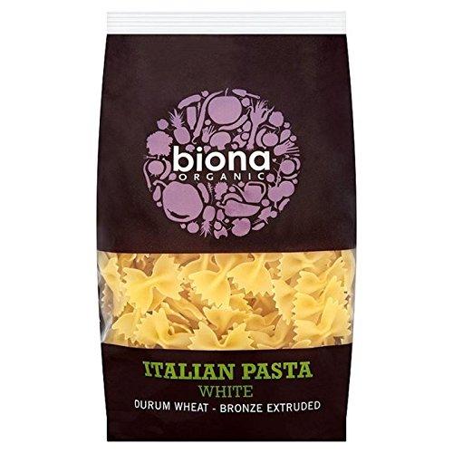 Biona Organico Pasta Italiana 500g Bianco (Confezione da 2)