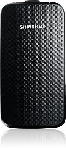 Samsung GT-C3520HAADBT Smartphone (6,1 cm (2,4 Zoll) LCD, Bluetooth 2.1, Micro-USB 2.0) Charcoal grau