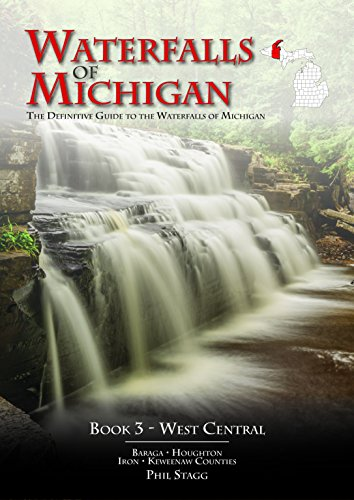 Waterfalls of Michigan - Book 3 • West Central