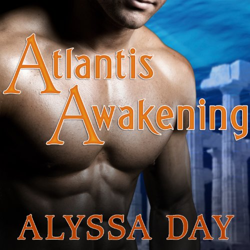 Atlantis Awakening audiobook cover art