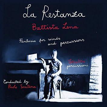 La Restanza, Fantasia for winds and percussions