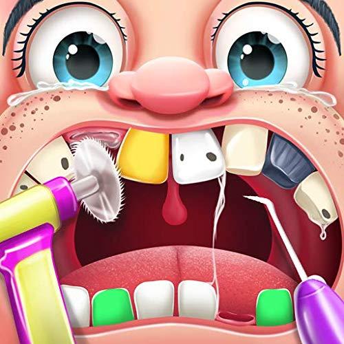 Crazy Kids Dentist Simulator: aventura divertida