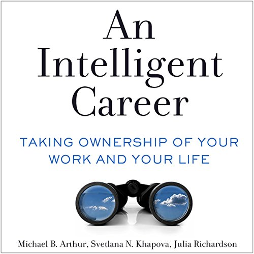 An Intelligent Career audiobook cover art