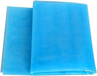Blue Transparent Drop-free Film PE Without Drip Film Plastic Film In Greenhouse Polyethylene Film Greenhouse Film (Size : ...