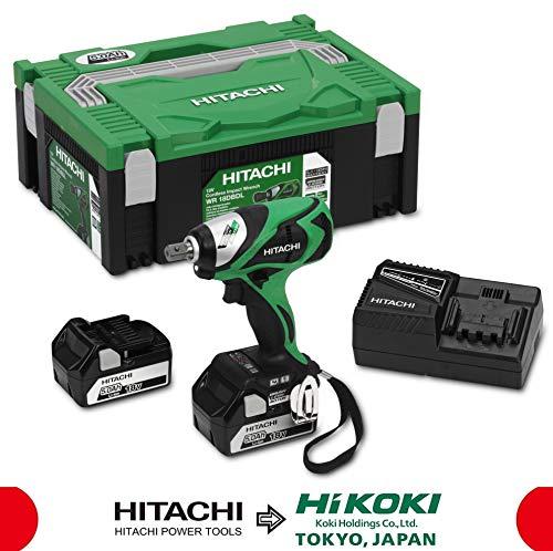 Hitachi WR18DBDL (5.0L) (HSC II) Akku-Schlagschrauber