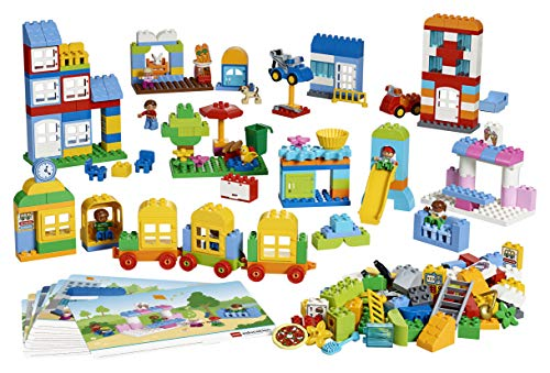 LEGO Our Town Set for Role Play by LEGO Education DUPLO