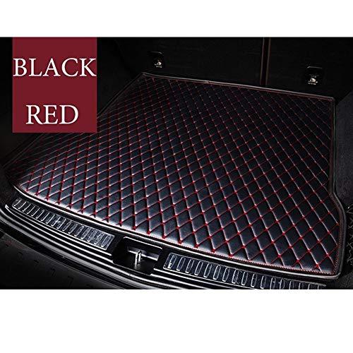 WEISHAN Costumbre Maletero del Coche Mat for Toyota Corolla Land Cruiser Prado Camry Highlander Yaris Prius Rav4 Fortuner Todos los Modelos de Coches Mats (Color Name : All Black)