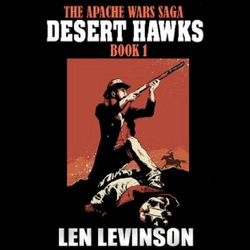 Desert Hawks audiobook cover art