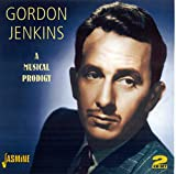 "album cover: ""Gordon Jenkins A Musical Prodigy"""