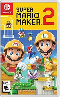 Super Mario Maker 2 [Twister Parent] by Nintendo