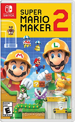 Super Mario Maker 2 – Nintendo Switch – Standard Edition