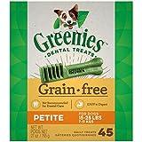 GREENIES Dental Chews Petite Dog Treats