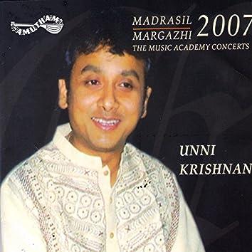 Madrasil Margazhi 2007 (Live)