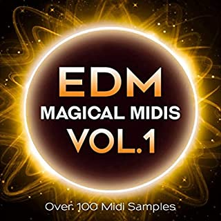 EDM Magical Midis Vol. 1 - Over 100 Midi Melodies for EDM Production Download