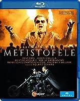 ボーイト 「メフィストーフェレ」全曲 [Blu-ray]