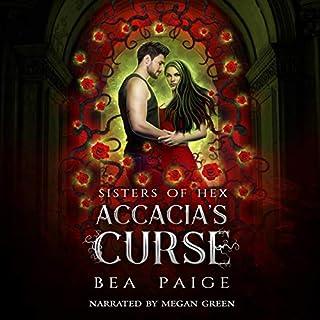 Accacia's Curse audiobook cover art