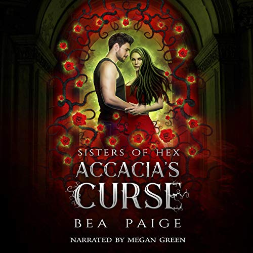 Accacia's Curse audiobook cover art