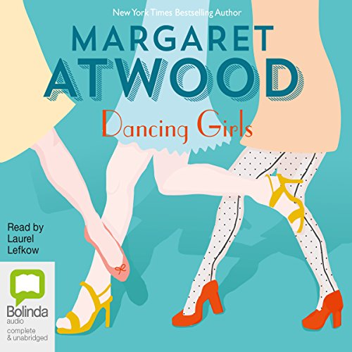 Dancing Girls audiobook cover art