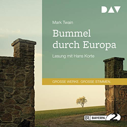 Bummel durch Europa audiobook cover art