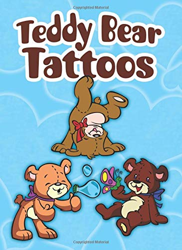 Teddy Bear Tattoos [With Tattoos] (Dover Tattoos)
