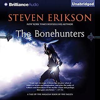 Page de couverture de The Bonehunters