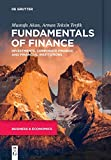 Fundamentals of Finance: Investments, Corporate Finance, and Financial Institutions
