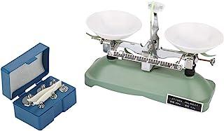 Escala de feixe de equilíbrio, escala científica de equilíbrio de laboratório de precisão, feixe triplo para ferramenta de...