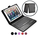 Cooper Infinite Executive Keyboard Case for 9, 10, 10.1 inch Tablets | 2-in-1