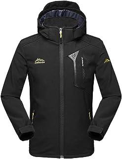 Men's Casual Lightweight Windbreaker Jackets Waterproof Softshell Combat Running Outdoor Sportswear Jacket