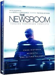 The Newsroom Temporada 3 [DVD]