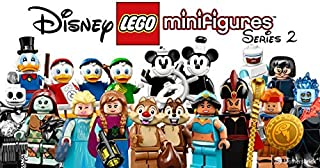 all lego collectible minifigures