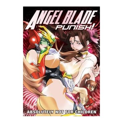 Angel Blade Dvd