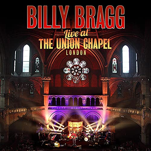 Live at the Union Chapel,London (CD + DVD) [HD DVD]