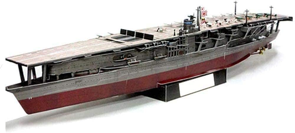 Department store Wholesale N-Y Inspiring Puzzle Model Toys 1 350 Carrier Akagi Aircraft USS